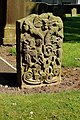 A Symbolic Headstone In Tarbolton Churchyard - geograph.org.uk - 1305043.jpg