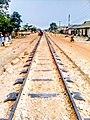 A rail track in Zaria Kaduna state 3.jpg