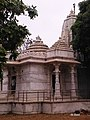 A temple on the UNESCO world heritage Sammed Shikharji mountains.jpg