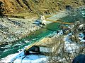 A view of the river in Swat Valley, Swat, Pakistan 1.jpg