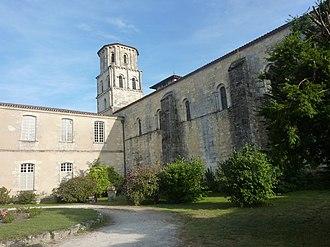 Vertheuil - St. Pierre abbey