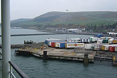 About to dock at Cairnryan - geograph.org.uk - 1255948.jpg