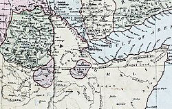 The Emirate of Harar c. 1873