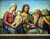 Accademia - La Madonna col Bamino e S.Giovannino Tavola 55x74,5 Cat.101.jpg