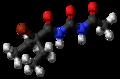 Acecarbromal molecule ball.png
