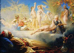 Achille Zo - Achille Zo: Le Rêve du croyant (1870)