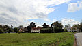 Across the village green from the east at Matching Green, Essex, England 02.jpg