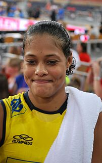 Adenízia da Silva Brazilian volleyball player