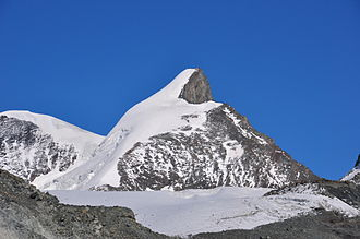Adlerhorn - Adlerhorn from the west side