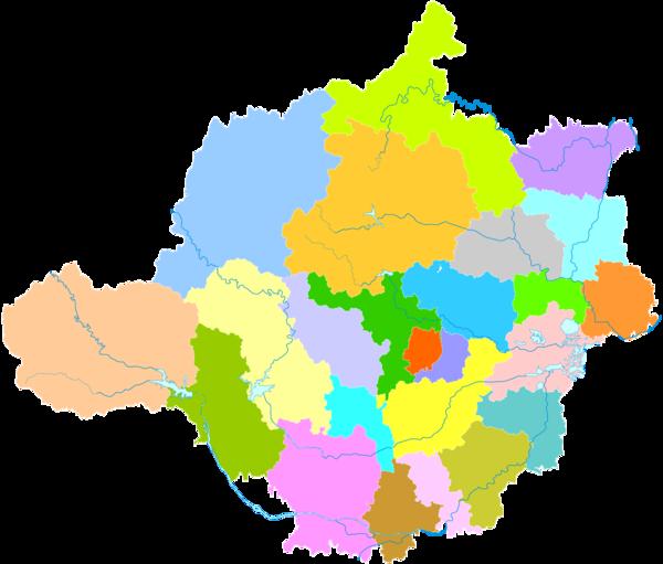 保定市行政区划图,保定市区划分,保定行政区划大调整