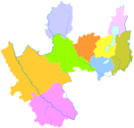 Administrative Division Yuxi.png
