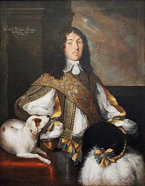 Adolf William, Duke of Saxe-Eisenach - Image: Adolph Wilhelm Sachen Eisenach C. Richter@Weimar Schlossmuseum