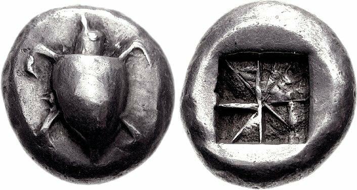 Aegina Stater achaic