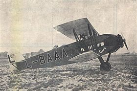 Image illustrative de l'article Aero A.23