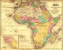 Ethiopia Wikipedia - Ethiopia map