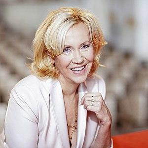 Agnetha Fältskog - Fältskog in 2013