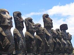 Ahu Tongariki - Rapa Nui (Easter Island)
