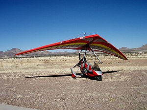 Air Creation Tanarg - Tanarg with the Air Creation iXess wing