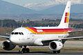 Airbus A319-111 Iberia EC-JXV (8420955508).jpg
