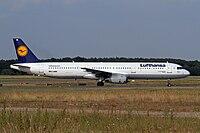 D-AIRR - A321 - Lufthansa