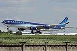 Airbus A340-542, AZAL Azerbaijan Airlines JP7624026.jpg