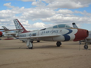 Aircraft at Pima Air & Space Museum.JPG