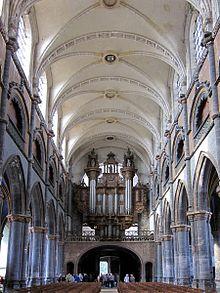 Collegiale Saint Pierre D Aire Sur La Lys Wikipedia