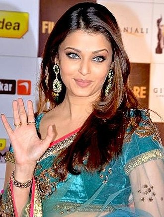 Miss World 1994 - Image: Aishwarya rai 88 (Close up)