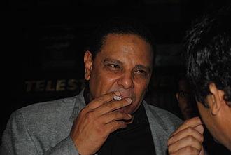 Alaa Al Aswany - Al Aswany in 2011