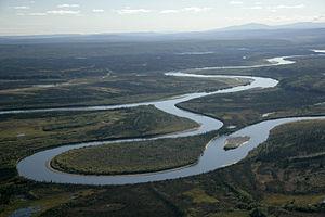Alatna River -  Confluence of Alatna and Koyukuk Rivers