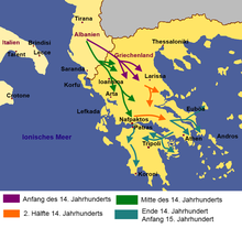 albaner und italiener beziehung