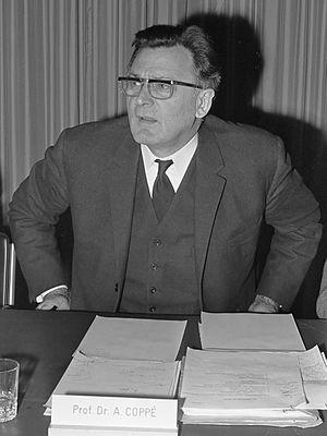 Albert Coppé - Image: Albert Coppé (1967)