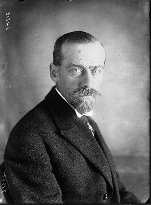 Albin Lermusiaux - Albin Lermusiaux in 1921