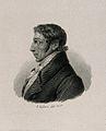 Albrecht Daniel Thaer. Wood engraving by Nicholls. Wellcome V0005768ER.jpg