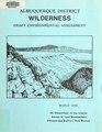 Albuquerque District wilderness draft environmental assessment (IA albuquerquedistr5507unit).pdf