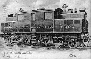 New York Central S-Motor - Image: Alco GE Class S1