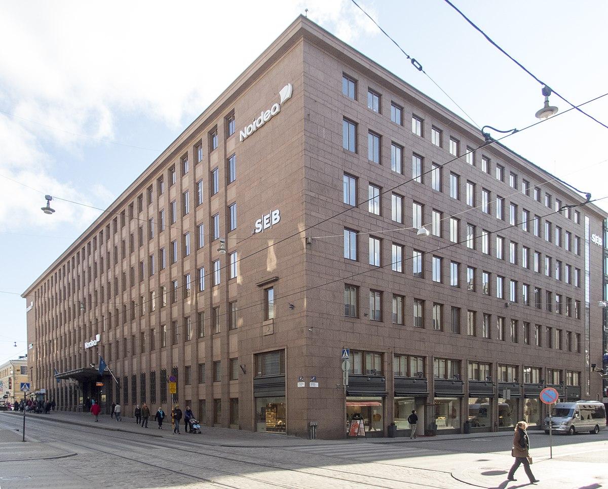 Aleksanterinkatu 9 Helsinki