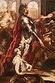 Alessandro magnasco, teodosio scacciato dalla chiesa da sant'ambrogio, 1700-10 ca. 02.jpg