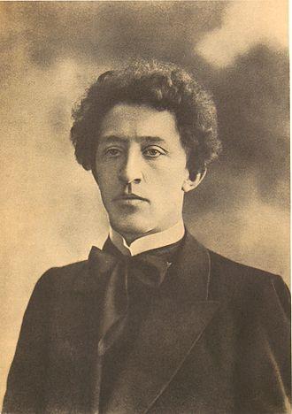 Alexander Blok - Alexander Blok, 1907