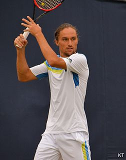 Alexandr Dolgopolov Ukrainian tennis player