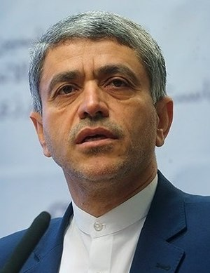 Ali Tayebnia - Image: Ali Tayebnia speaking at Conference of Monetary policy and Currency (cropped)