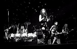 Alice Cooper (band) - Alice Cooper Killer Tour 1972