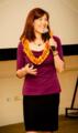 Alice Inoue speaking.png