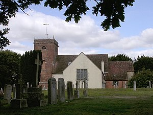 Minstead - All Saints Church