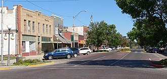 Alliance, Nebraska - Downtown Alliance: Box Butte Avenue