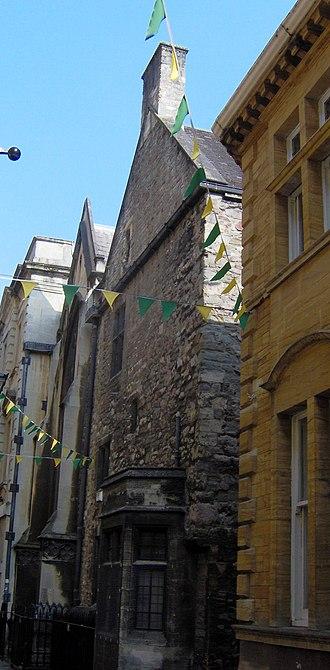 All Saints' Church, Bristol - All Saints' Bristol