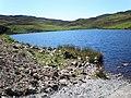 Allt an Reidhean dam reservoir - geograph.org.uk - 1368079.jpg