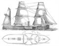 Almirante Cochrane - Scientific American - 1875.png