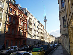 Almstadtstraße
