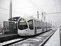 Alstom Citadis 302 - Tramway de Lyon Ligne T3 - Station Meyzieu Z.I..JPG